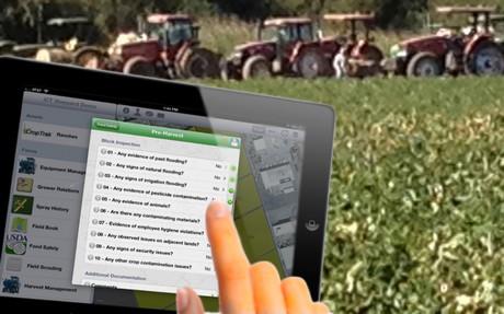 5 apps ideales para el sector agroalimentario