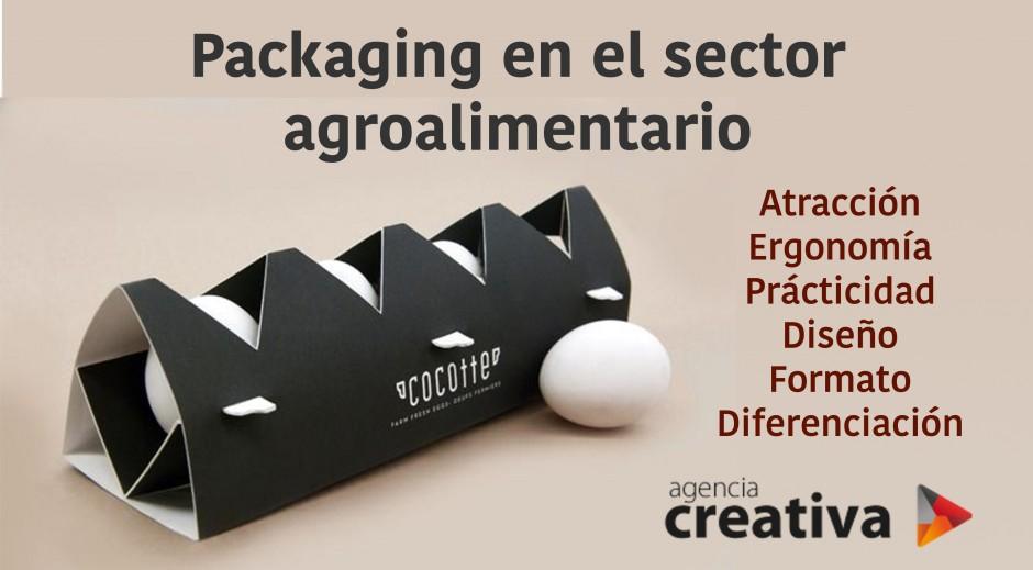 El packaging en el sector agroalimentario: vestir hasta lo más básico